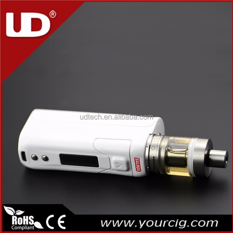 510 thread Youde delicate electronic cigarette Balrog 70w TC mod and Rosary tank very first starter kit vape box mod
