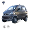 four seats for taxi use charging battery power adult small model electric car with auto gearbox