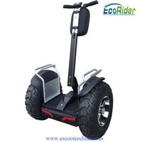 EcoRider E8 New Arrived China Electric Chariot X2 for Sale , 2PCS Samsung Lithium Battery Two Wheels Self Balancing Scooter