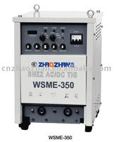 WSME-350 IGBT inverter AC/DC argon arc welding machine