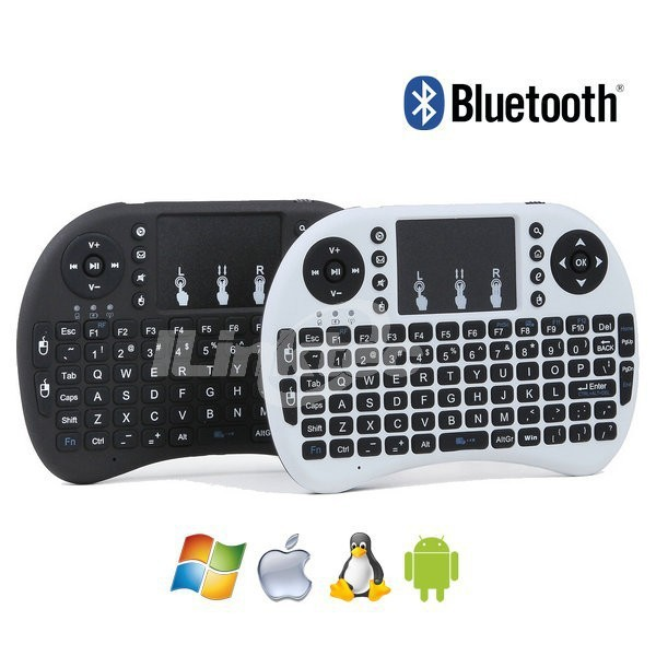 New Sale bluetooth touchpad keyboard! mini handheld bluetooth wireless keyboard for smart tv