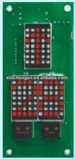 series dot matrix display indicator elevator space parts