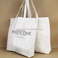 Promotional Natural Cotton Canvas Tote Bag