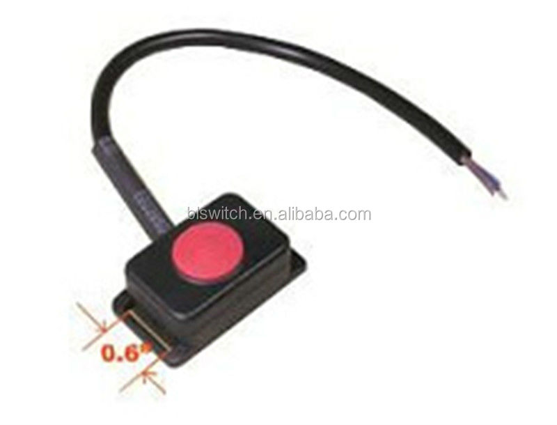 cheap Silicone Linear ON-OFF waterproof ip68 push button switch