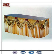 Wholesale Hotel Conference Room Used Cheap Rectangle Table Skirting