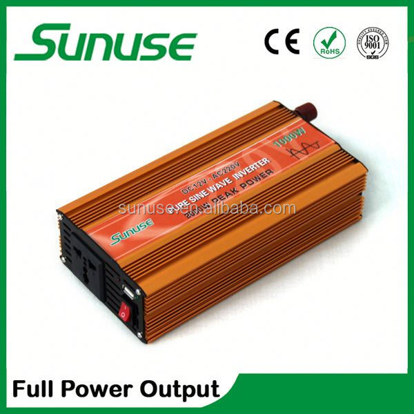 pure sine wave power inverter 12v 220v vector connect solar micro inverter