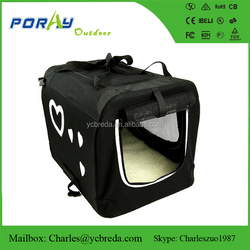 lager portable durable pop up pet traveling tent dog carrier