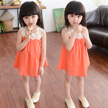 Summer Sweet Latest Designer Fashion Beautiful Dress For Young Girls