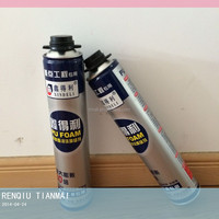 Expanding Spray Foam Insulation adhesives & sealants for Windows and Doors or Cracks