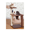 Wholesale Parts Cat Tree House With Hanging Toy