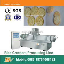 Thailand Rice Crackers Machine