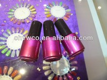 non-sticky wipe top coat gel nail polish