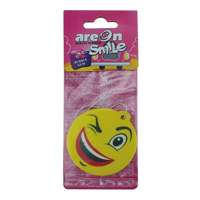 New Products Custom Emoji Face Hanging Car freshener Paper Air Fresheners