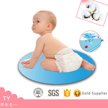 China Cheap wholesaler Adult baby diapers with Blue ADL