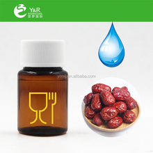 Y&R Fresh jujube flavor concentrate good quility fruit flvour essence