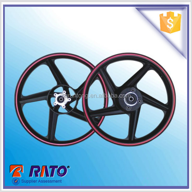 Casting motorcycle 18 inch aluminum alloy wheel