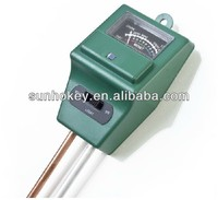 3 In 1 Digital Garden Soil Fertility Tester Moisture Luxmeter Sunlight PH Meter