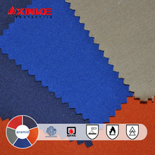 Manufacture Aramid Material Inherently Flame Retardant Fabric