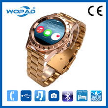 Adult Film Smart Watch Video Call Watch Phone With Metal Band