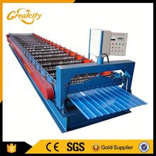 Building material metal stud and track roll forming machine from China
