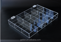 cutomize acrylic lego,toy car display cases