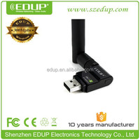 Alibaba Best Seller 300Mbps 802.11n/b/g mini usb wifi wireless adapter lan network cards for iptv EP-MS8512