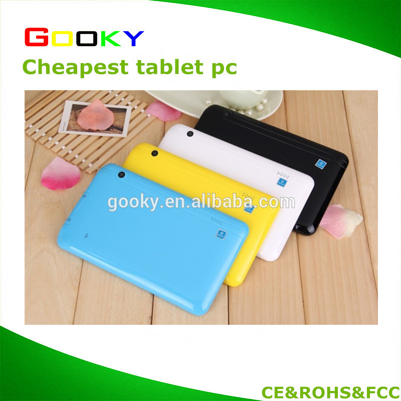 7 inch Tablet 2G Tablet with GSM Touch Pad Tablet pc free shipping