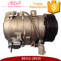 Car electric automotive air conditioning compressor fit for Toyota Previa/Alphard PV7 OEM:88310-28550
