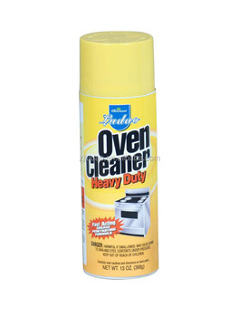 Oil & Grease detergent oven cleaner