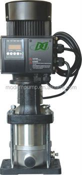 Auto frequency water pump