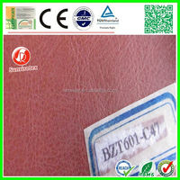 artificial wearproof fabrics imitation leather for furniture