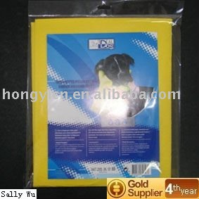 pets towel drying pets(HY-W002)(drying pets,viscose,yellow,orange etc)
