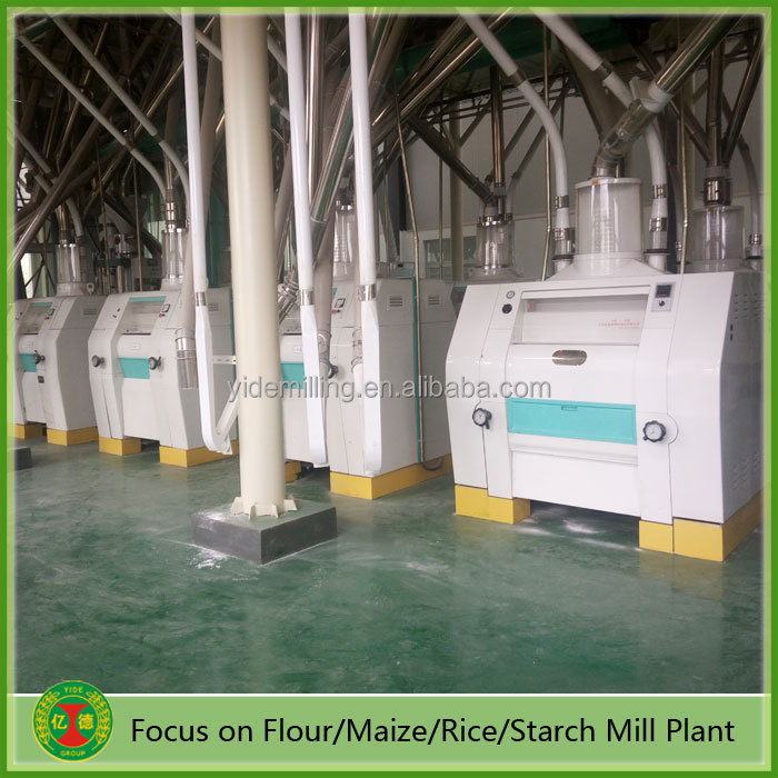 Best selling Low price high quality flour roller mill