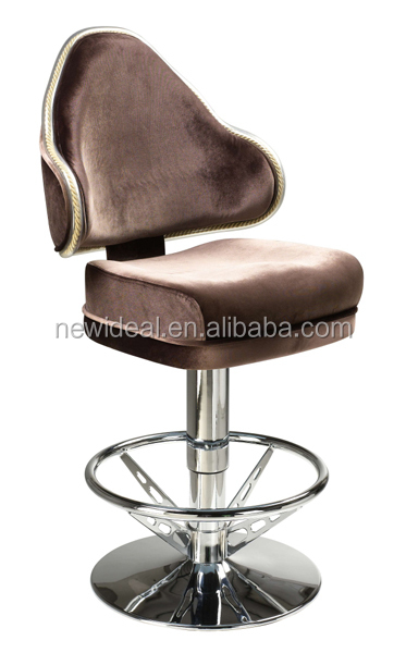 Heavy-duty adjustable height casino chair (NH1276)