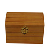 Available natural oak wooden urn box
