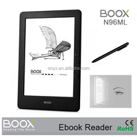 onyx boox 9.7'' stylus touch bt wifi supported best e reader for education