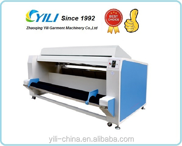 Small textile knitted and woven fabric shrinking and forming machine, mini cloth heat setting machine