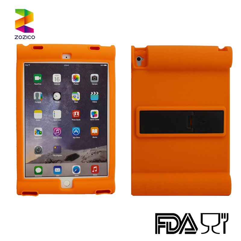 Kids Shock Proof Silicon Case Cover For iPad 2 3 4 5 Air Mini Enhance Volume New