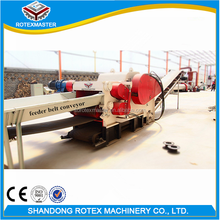 Cut Wood Into Chips,Wood Chips Making Machine,Self-propelled Wood Chipper