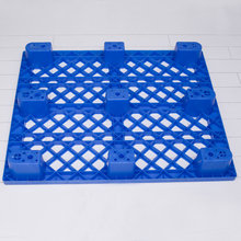 China supplier light weight euro type 4 way cheap plastic stack pallet boards
