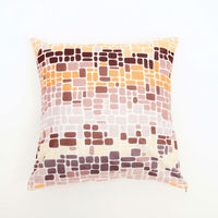 2014 Latest Design American art style cushion, Sofa cushion cover replacement