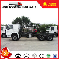 Chinese Right Hand Drive 336PS 20ton Euro 2 SINOTRUK HOWO All Wheel Drive Coal Gravel 6WD Skip Bucket Vehicle