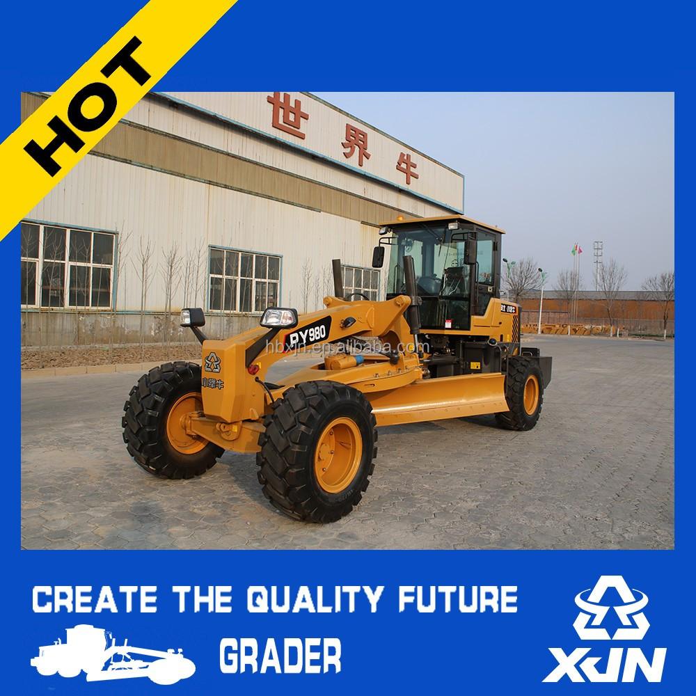 980hp Motor Grader Road Grader Mini Motor Graderpy9120