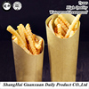 16oz Free design of french fries food grade kraft paper cup
