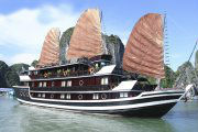Halong Tours Aclass Opera Cruise 2 days 1 night