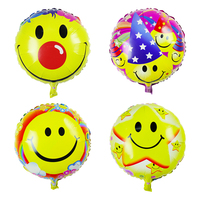 Various kinds of foil balloons made in china party supplies mylar ballon