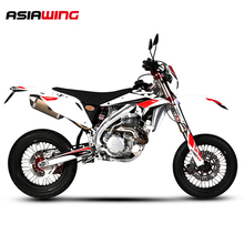 Aluminium Frame 450cc Fuel Injection Super Moto with EEC Certificate