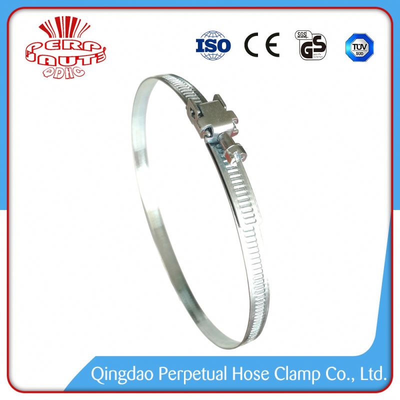 Worm Gear Quick Release Quick Lock Hose Ring Clamp