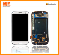 original cheap Replacement for samsung galaxy s3 i9300 lcd screen display, i9300 lcd, Galaxy s3 lcd screen