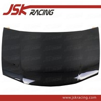 OEM STYLE CARBON FIBER HOOD BONNET FOR 2009-2013 HONDA CITY (JSK121710)